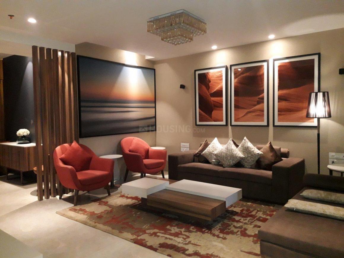 Living Room Image of 3198 Sq.ft 4 BHK Apartment for buy in Kherki Majra for 18000000