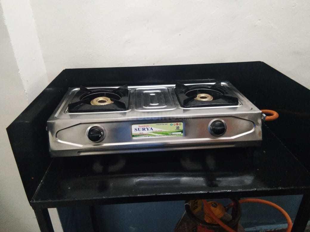 Kitchen Image of Ashok PG in Viman Nagar
