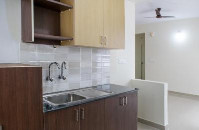 Kitchen Image of 3 Bhk In Sonesta I Woods in Bellandur