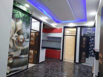 Gallery Cover Image of 500 Sq.ft 1 BHK Independent Floor for buy in Noida Extension for 1450000