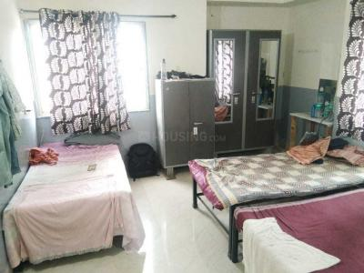 Bedroom Image of Chavan PG Services in Vishrantwadi