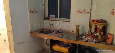 Gallery Cover Image of 320 Sq.ft 1 RK Apartment for rent in Kopar Khairane for 6000