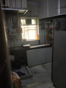 गोरेगांव वेस्ट में ओन्ली फ़ॉर गर्ल्स के किचन की तस्वीर