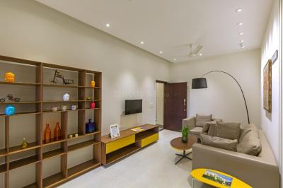 Living Room Image of 1027 Sq.ft 2 BHK Apartment for buy in Karapakkam for 7000000