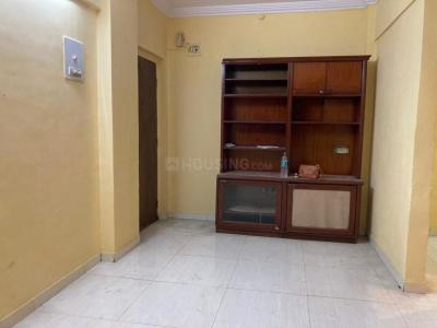 Hall Image of 411 Sq.ft 1 BHK Apartment for buy in Juinagar for 5200000