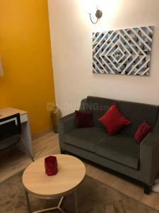 Gallery Cover Image of 505 Sq.ft 1 RK Apartment for rent in Nimbus The Golden Palms, Sector 168 for 14000