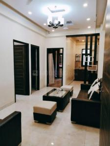 Gallery Cover Image of 910 Sq.ft 2 BHK Apartment for buy in Ambesten Twin County, Noida Extension for 2300000