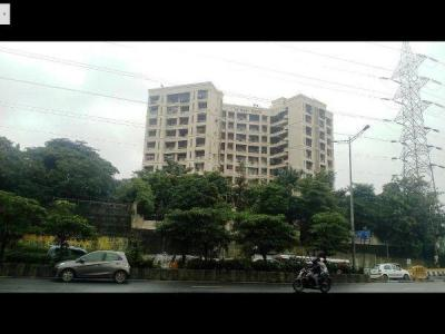 Gallery Cover Image of 670 Sq.ft 1 BHK Apartment for rent in Malad East for 27000
