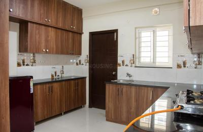 Kitchen Image of 472 - Dsr Sunrise Towers in Chansandra