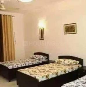 Bedroom Image of Shantanu Paying Guest in Sector 49