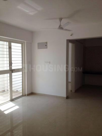 Living Room Image of 650 Sq.ft 1 BHK Apartment for rent in Wagholi for 7000