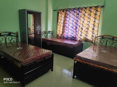 Bedroom Image of Anmol Property PG in Vikhroli West