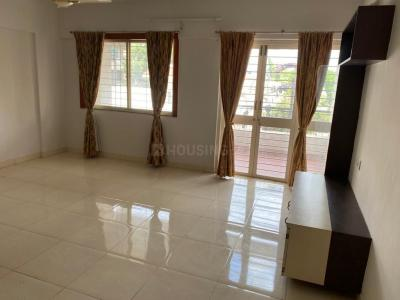 Gallery Cover Image of 1390 Sq.ft 3 BHK Apartment for rent in Wadhwani Ganeesham Phase I, Pimple Saudagar for 26000