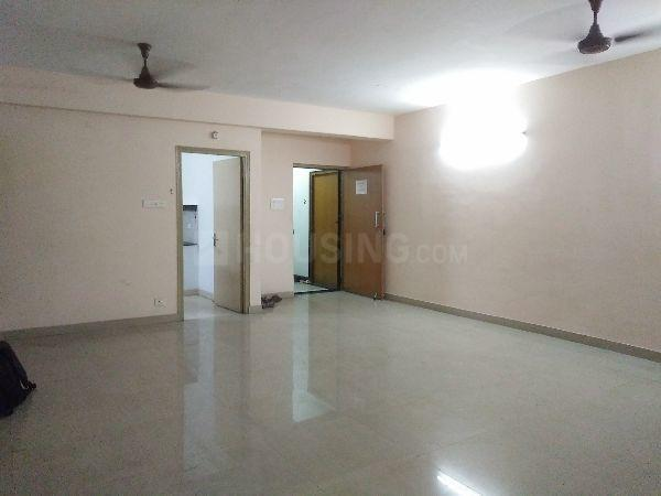 Living Room Image of 1520 Sq.ft 3 BHK Apartment for rent in Space Club Town Greens, Belghoria for 21000