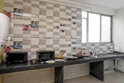 Kitchen Image of Oyo Life Pun460 Hinjewadi in Hinjewadi