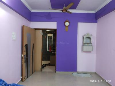 Gallery Cover Image of 710 Sq.ft 1 BHK Apartment for rent in Airoli for 22000