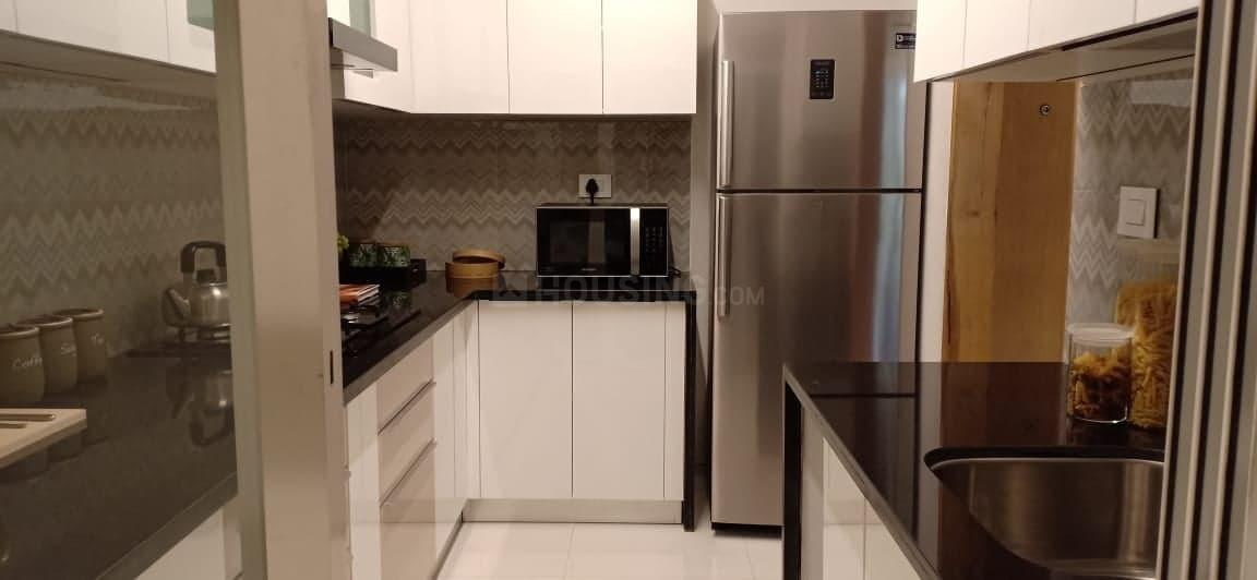 Kitchen Image of 700 Sq.ft 1 BHK Apartment for buy in Bhiwandi for 5084000