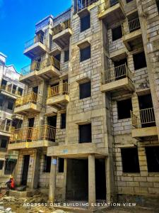 Gallery Cover Image of 826 Sq.ft 3 BHK Apartment for buy in Mamurdi for 4400000