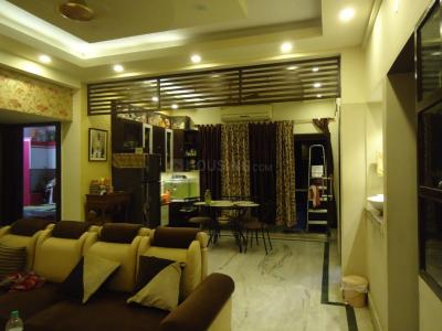 Gallery Cover Image of 1250 Sq.ft 3 BHK Apartment for rent in Rajarhat for 12000