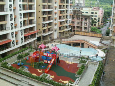 Gallery Cover Image of 1600 Sq.ft 3 BHK Apartment for buy in Tulsi Mangalam, Kharghar for 17000000