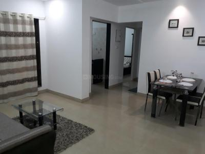 Gallery Cover Image of 995 Sq.ft 2 BHK Apartment for rent in Annapurna Kasturi Heights, Bhayandar East for 16500