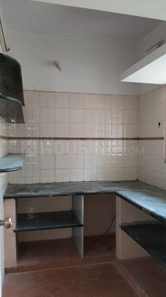 Kitchen Image of 450 Sq.ft 1 BHK Independent Floor for rent in 2nd Stage for 17500