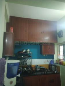 Gallery Cover Image of 700 Sq.ft 2 BHK Apartment for rent in Nanmangalam for 11000