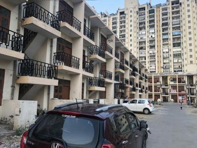 Gallery Cover Image of 540 Sq.ft 2 BHK Independent Floor for buy in Sector 76 for 550000