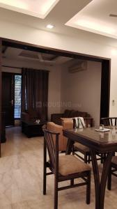 Gallery Cover Image of 1800 Sq.ft 3 BHK Independent Floor for buy in Jangpura for 35000000