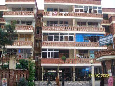 Gallery Cover Image of 600 Sq.ft 1 BHK Apartment for buy in Reputed Smriti Apartments, Sector 56 for 6000000