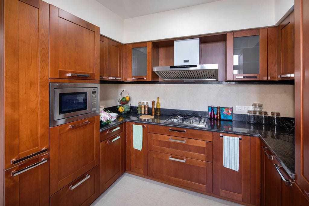 Kitchen Image of 2647 Sq.ft 3 BHK Apartment for buy in Sector 48 for 33500000