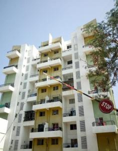 Gallery Cover Image of 610 Sq.ft 1 BHK Apartment for buy in Lohegaon for 2600000