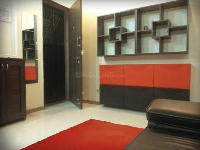 Gallery Cover Image of 1150 Sq.ft 1 BHK Apartment for rent in Unitech The Palms, Sector 41 for 35000