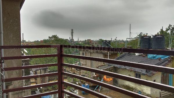 Balcony Image of Keshari Apartments Flat No 4a in Bally