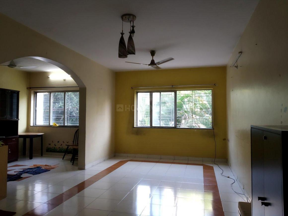 Living Room Image of 1400 Sq.ft 3 BHK Apartment for rent in Hadapsar for 18500