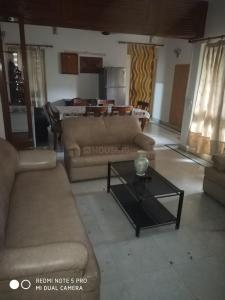 Gallery Cover Image of 1700 Sq.ft 3 BHK Apartment for rent in Katyayani Apartment, Sector 6 Dwarka for 36000