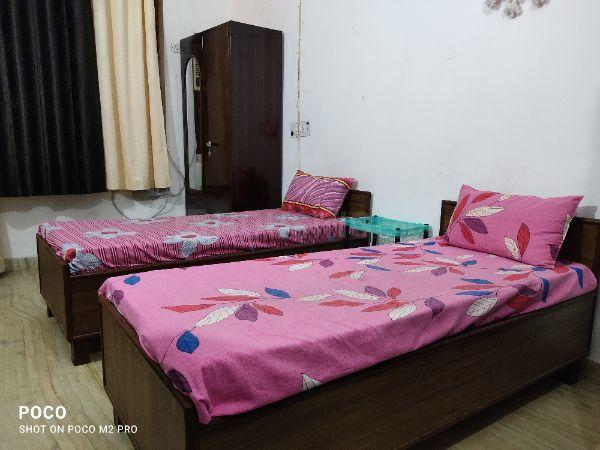 Bedroom Image of Sai PG For Girls in Sector 22