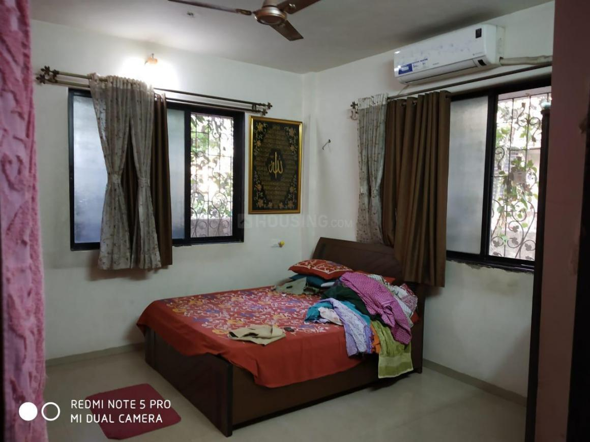 Bedroom Image of 650 Sq.ft 2 BHK Apartment for rent in New Panvel East for 14000