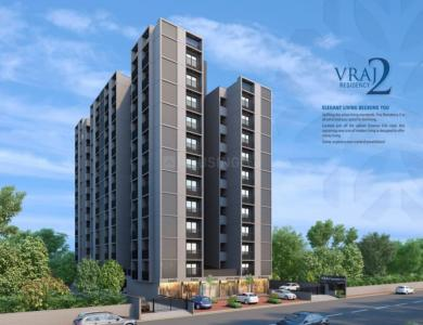 Gallery Cover Image of 1305 Sq.ft 2 BHK Apartment for buy in Gandhi Vraj Residency 2, Bhadaj for 5200000