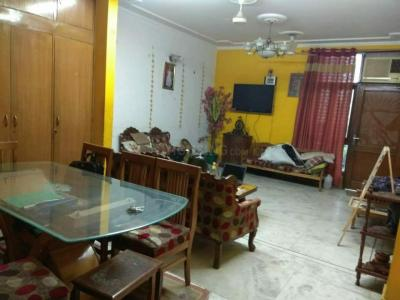 Gallery Cover Image of 750 Sq.ft 2 RK Independent Floor for rent in Kalkaji for 24000