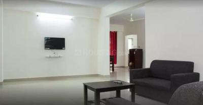 Gallery Cover Image of 1500 Sq.ft 3 BHK Apartment for rent in BM Glorietta, Whitefield for 28000
