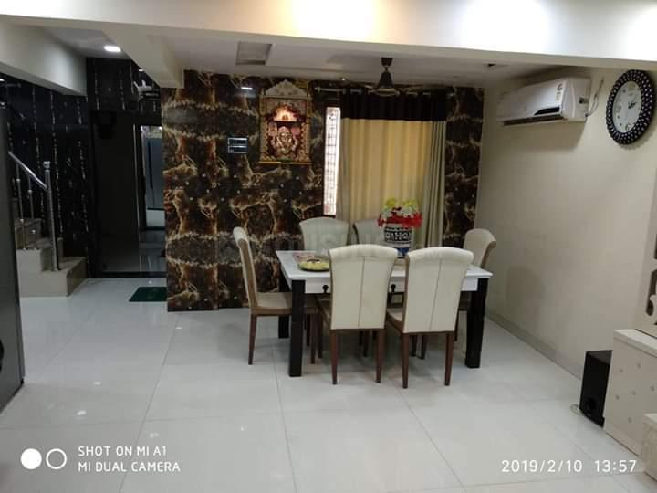 Living Room Image of 1100 Sq.ft 2 BHK Apartment for rent in Dighe for 36000