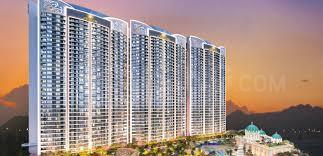Gallery Cover Image of 1260 Sq.ft 2 BHK Apartment for buy in Paradise Sai World Empire, Kharghar for 12300000