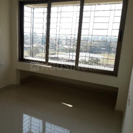 Living Room Image of 600 Sq.ft 1 BHK Apartment for rent in Akurli for 6200