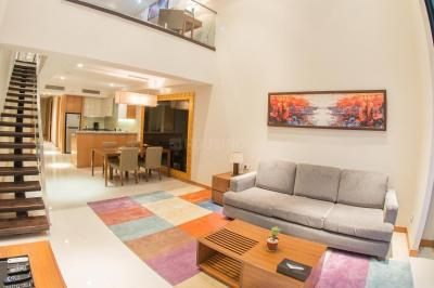 Gallery Cover Image of 1410 Sq.ft 3 BHK Apartment for buy in Hafeezpet for 7050000