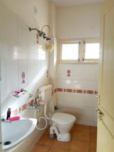 Common Bathroom Two Image of Dream House Ladies PG With Homely Food in HSR Layout