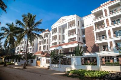 Gallery Cover Image of 1700 Sq.ft 3 BHK Apartment for rent in Midtown Rhythm, Whitefield for 33000