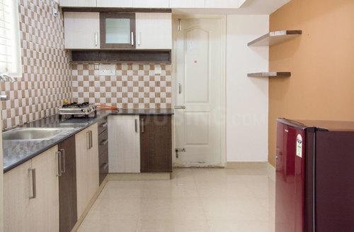 आरआर नगर में टीएफ़ 2 साई एनक्लेव के किचन की तस्वीर