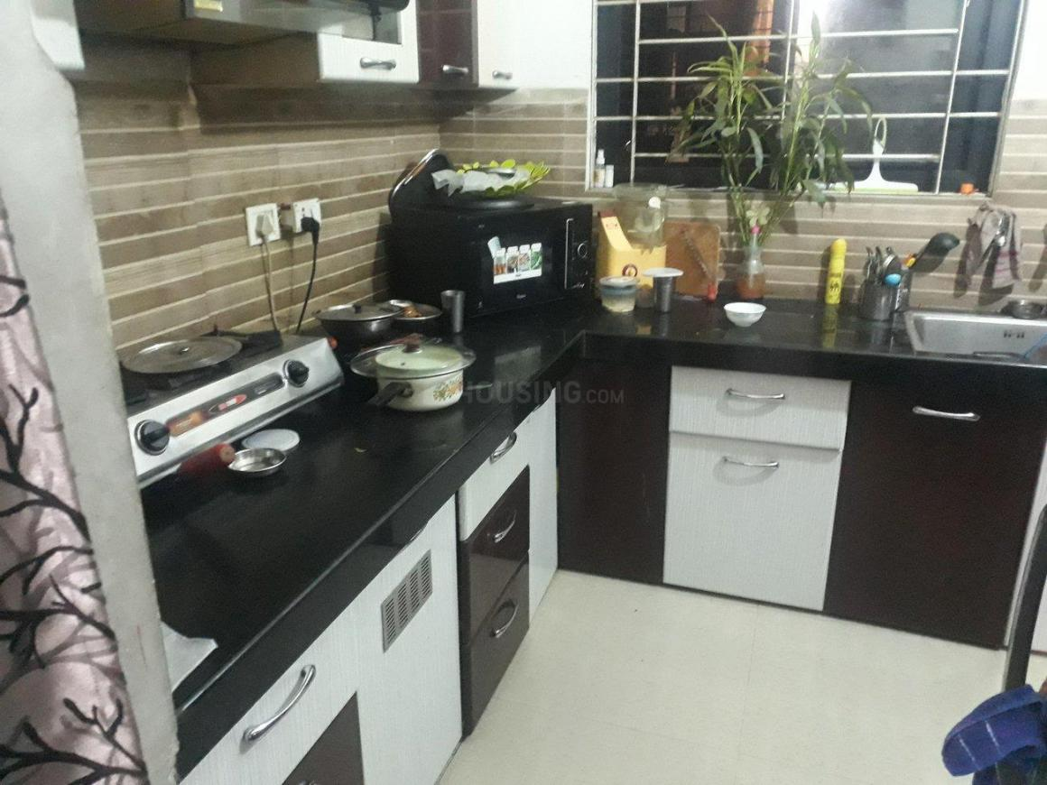 Kitchen Image of 860 Sq.ft 2 BHK Apartment for buy in Scheme No 71 for 2800000