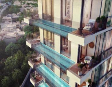 Gallery Cover Image of 2306 Sq.ft 3 BHK Apartment for buy in Raheja The Leela Sky Villas, Shadipur for 50800000